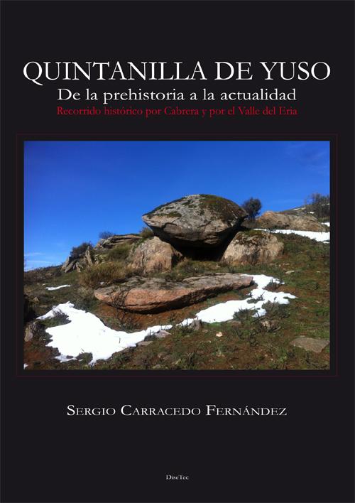 Portada del libro 'Quintanilla de Yuso, de la prehistoria a la actualidad